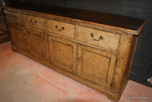 Painted Kitchen Dresser Base Antique Dressers Dresser