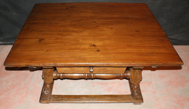Pine Low Table