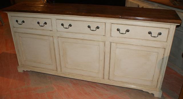 3 Drawer Dresser Base