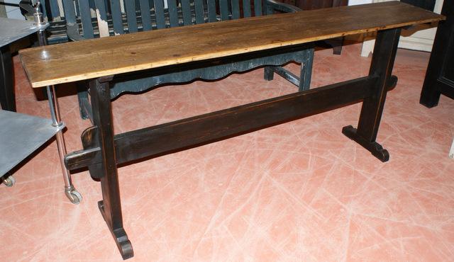 narrow trestle tables 3