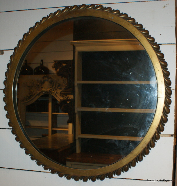 Large gilt mirror antique mirrors for What is a gilt mirror