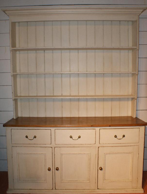 Cream Country House Dresser