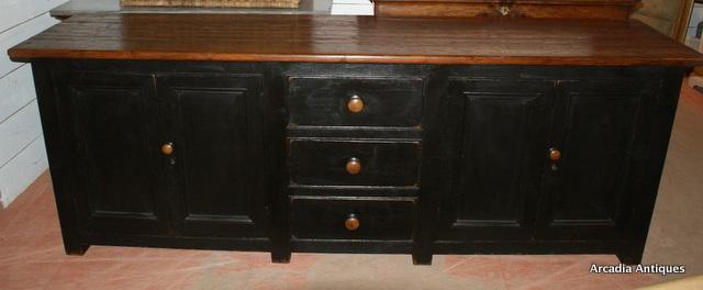 Custom Built Dresser Base