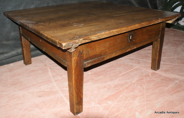 Fruitwood Sliding Top Coffee Table Antique Coffee Tables Antique Tables