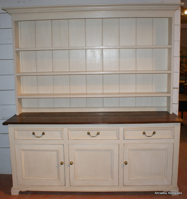 Painted Farmhouse Dresser