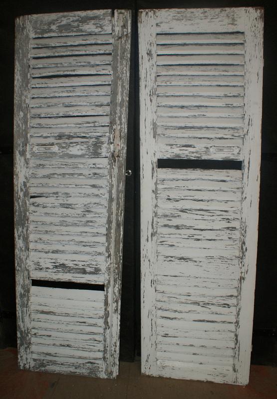 Pair of Shutters
