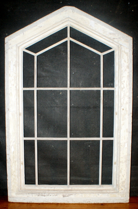 Original Painted Window
