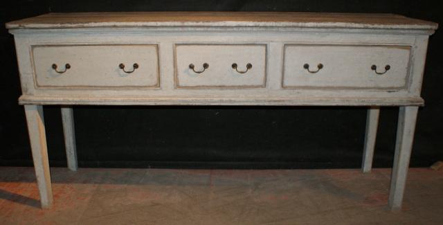 Painted Dresser Dase