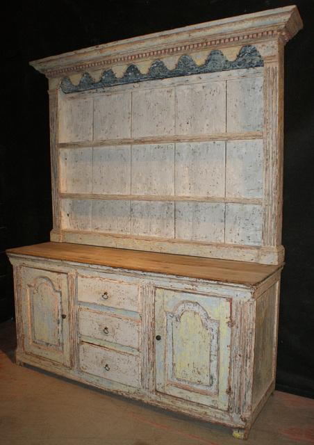 Stunning 18th C Dresser
