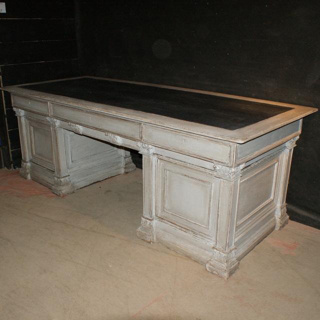 Large Painted Desk
