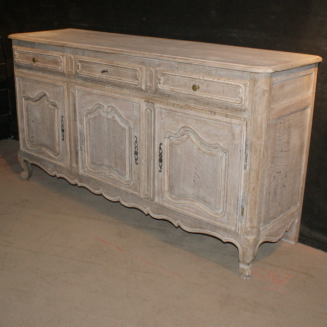 French Oak Enfilade