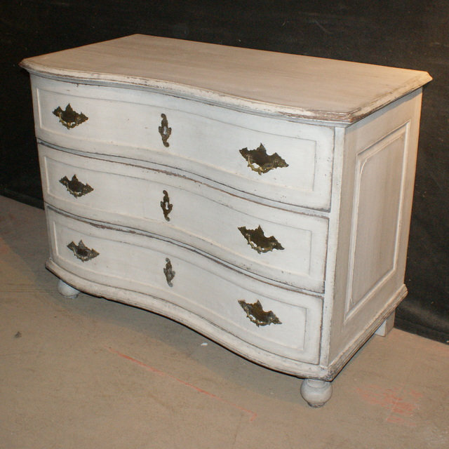Antique Painted Commode