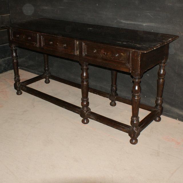 Original Painted Dresser Base