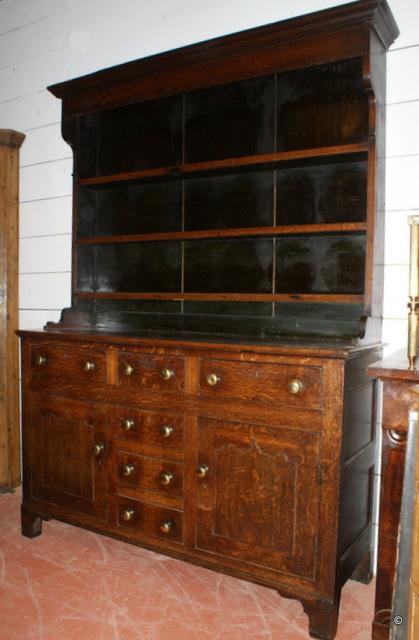 Pretty Antique Oak Dresser