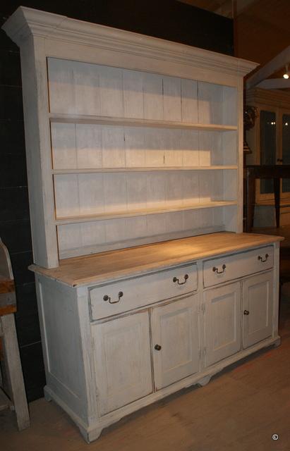 Antique Architectural Dresser
