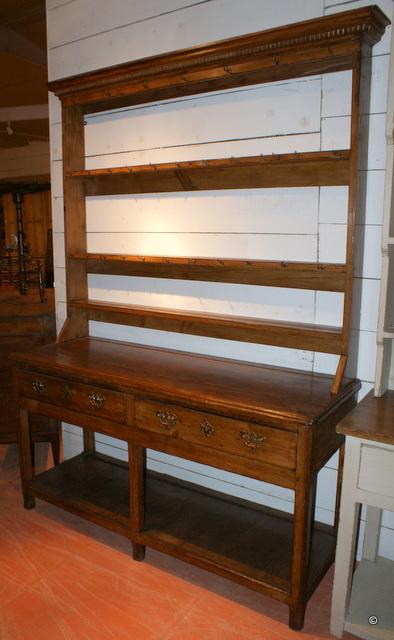 Welsh Potboard Dresser