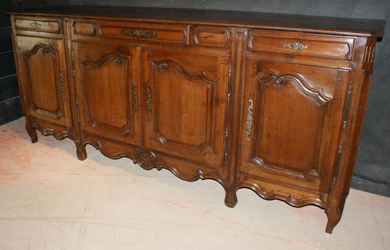 antique french enfilade antique buffets enfilades. Black Bedroom Furniture Sets. Home Design Ideas