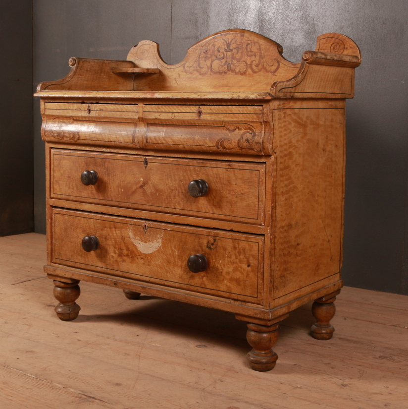 English Chest of Drawers