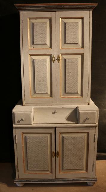 Scandinavian Linen Cupboard
