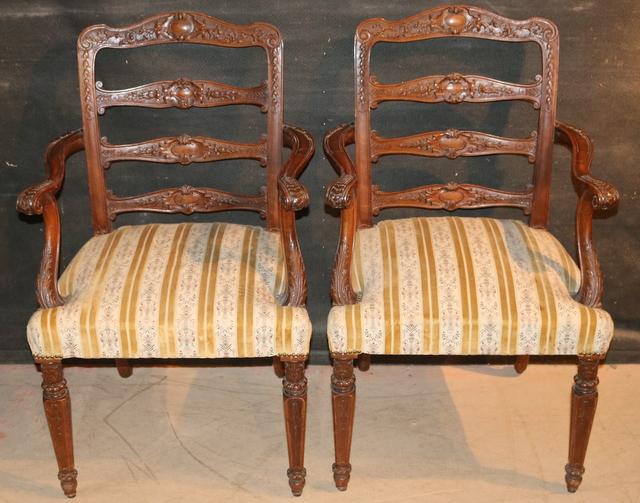 Italian desk chairs