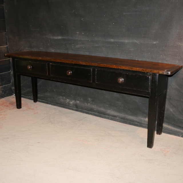 West Country Serving Table