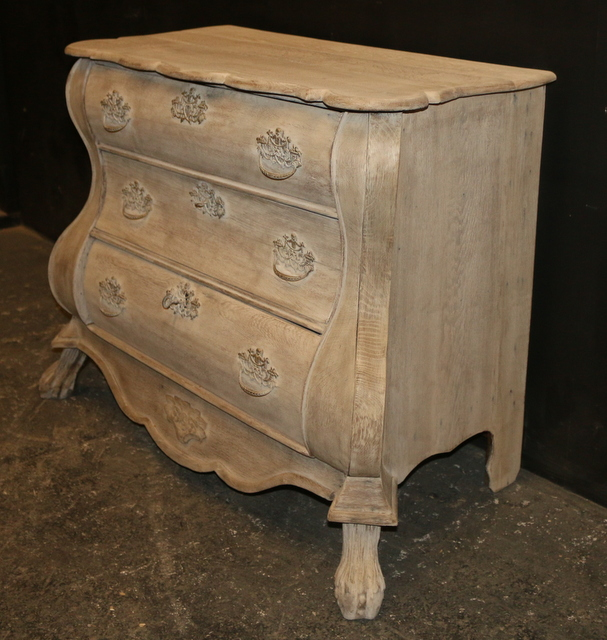 Bleached Dutch Commode