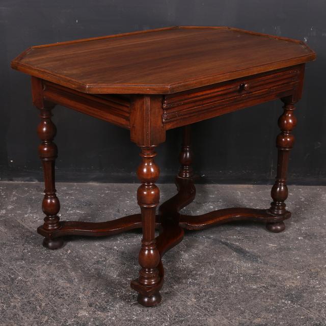 Dutch Walnut Side Table