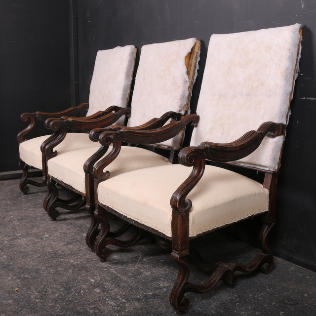 Set of Antique Armchairs