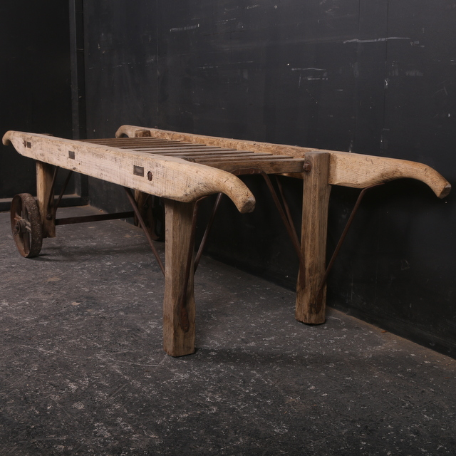 Ash and Elm Low Table