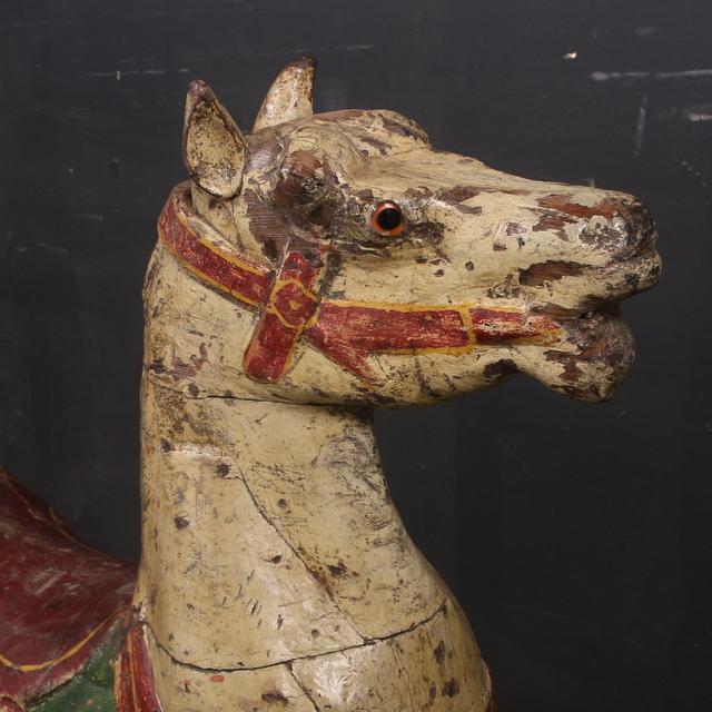 Wooden Fairground Horse