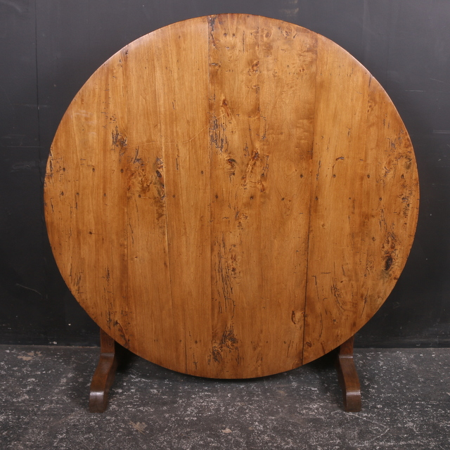 Fruitwood Wine Table
