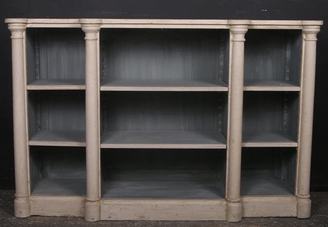 Pretty Low Bookcase