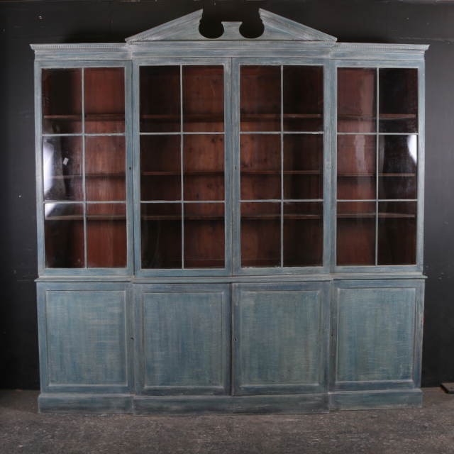 Wonderful Georgian Library Bookcase