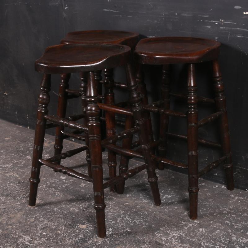 Set of 3 Bar Stools