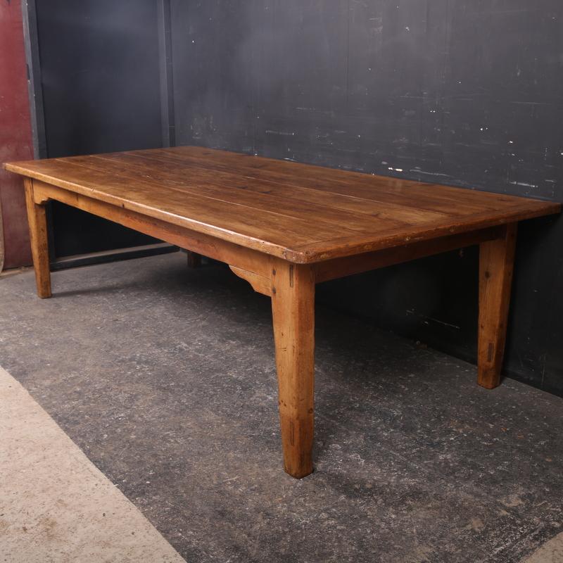 Huge Pine Farm Table