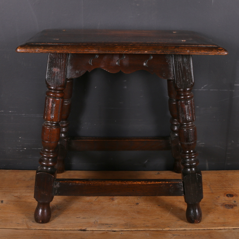1920s Joint Stool