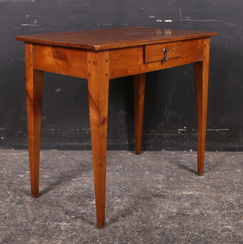 Small French Lamp Table