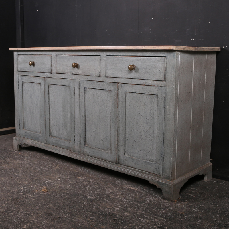 Painted Dresser Base