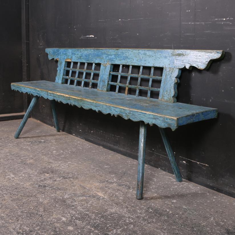 Pretty Narrow Bench