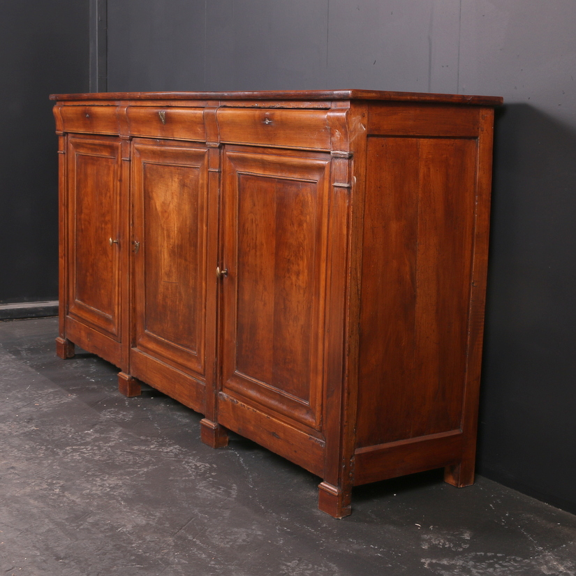 French Enfilade