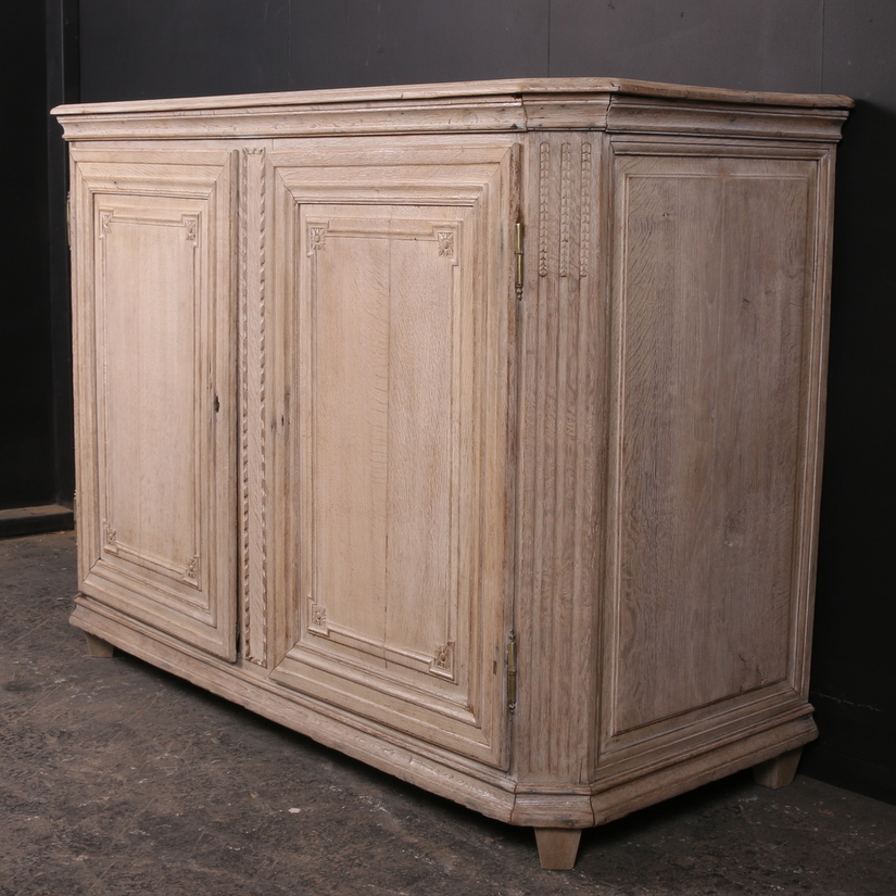 Bleached Oak Buffet