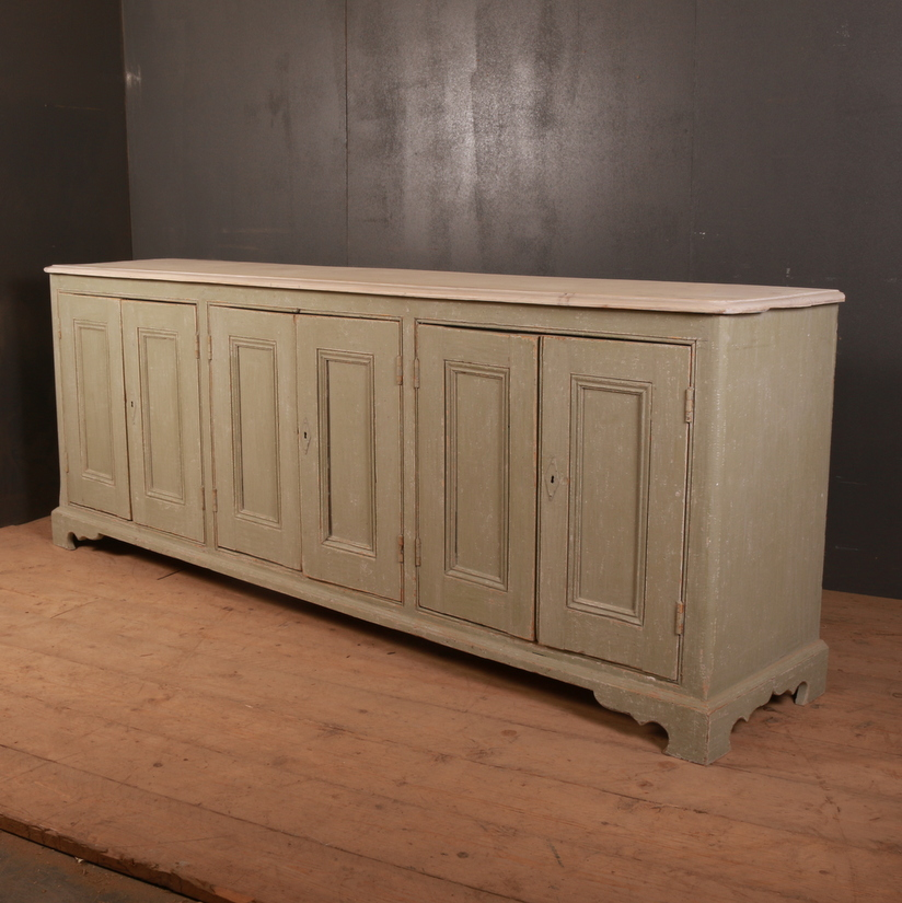 French Painted Enfilade/ Sideboard