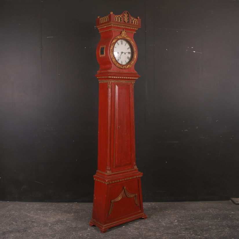 Morten Jorgen Moller Grandfather Clock