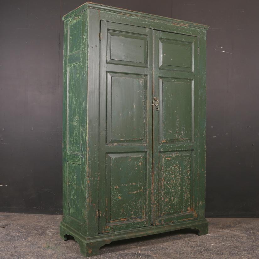 English Linen Cupboard