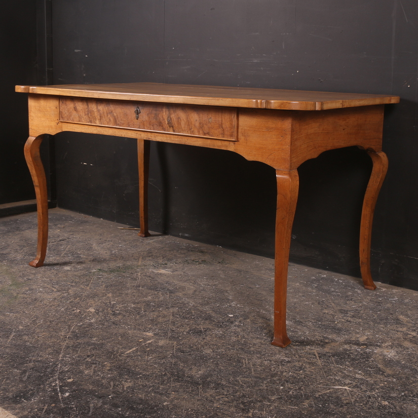 French Cherrywood Writing Desk