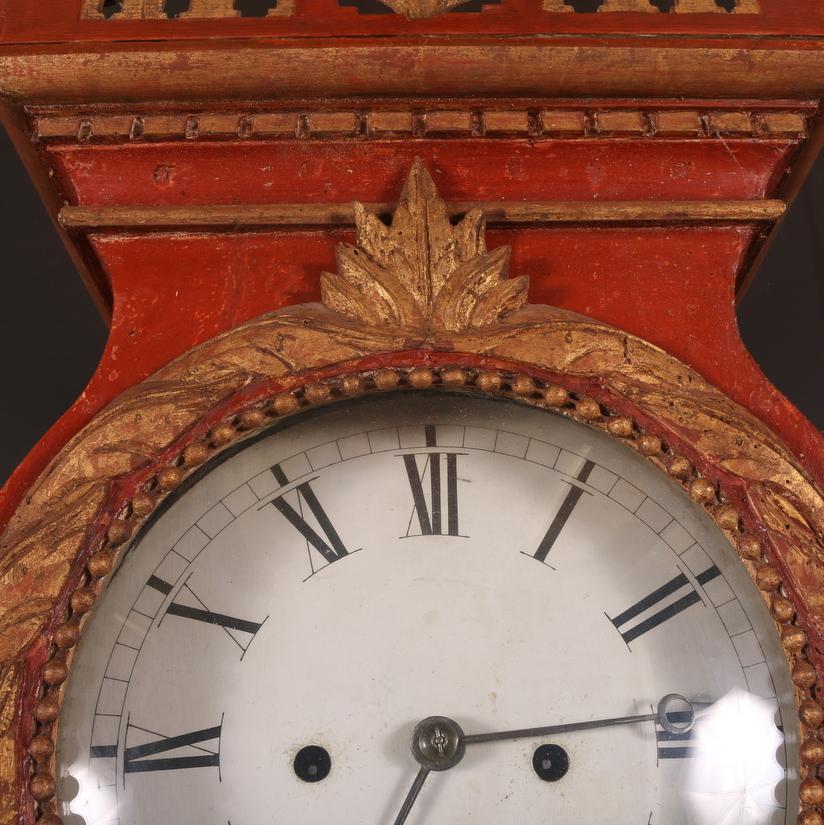 Morten Jorgen Moller Grandfather Clock