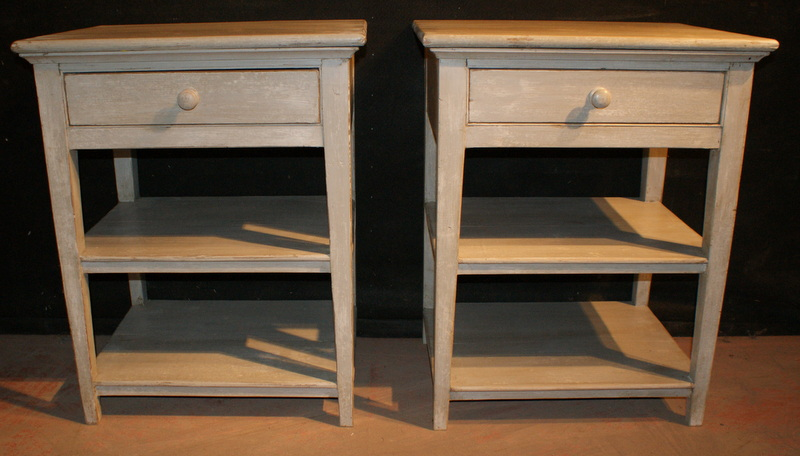 Custom Built Antiques Or Decorative Furniture