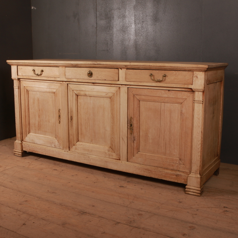 What makes antique oak furniture stand out?