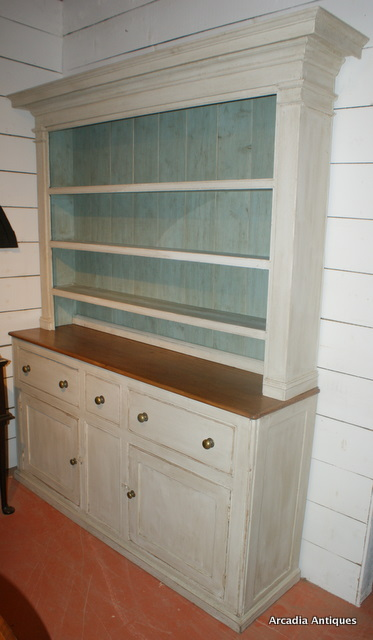 Architectural Antique Dresser