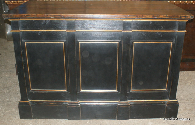 Custom Built Counter